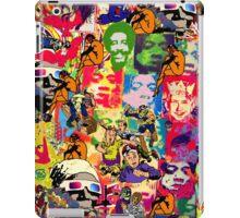 Graffiti collage  iPad Case/Skin
