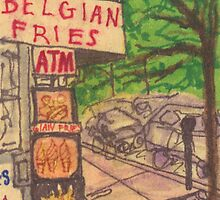 belgian fries by purplestgirl