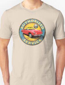 Alfa Romeo Authorized service T-Shirt