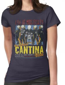 Star Wars - Cantina Band On Tour Womens Fitted T-Shirt