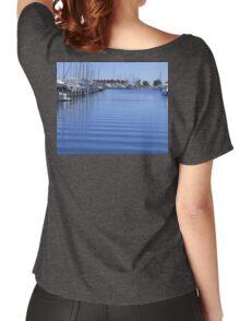 Hilarys Blue Women's Relaxed Fit T-Shirt