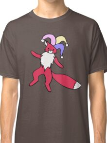 Little Red Fox - Jester Classic T-Shirt