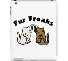'Fur freaks' decal iPad Case/Skin