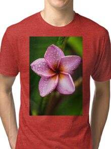 Rain Droplets Tri-blend T-Shirt