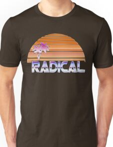 Radical Miami Sunset Unisex T-Shirt