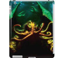 Pixelated Cthulhu Mythos iPad Case/Skin