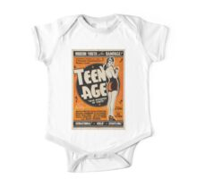Vintage poster - Teen Age One Piece - Short Sleeve