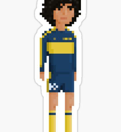Diego 81 Sticker