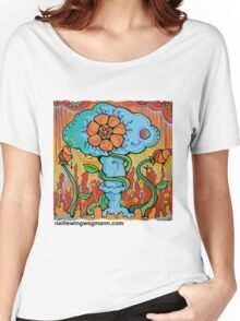 Nuclear Garden #6 Women's Relaxed Fit T-Shirt