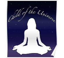 Child of the Universe Poster