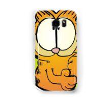 Wondering Garfield Samsung Galaxy Case/Skin