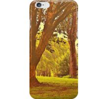 Table For One iPhone Case/Skin