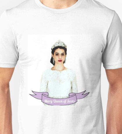 Mary Queen of Scots Unisex T-Shirt