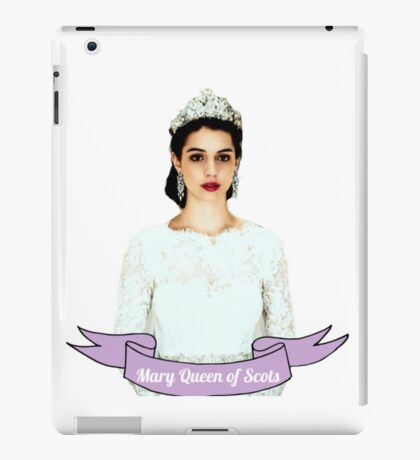 Mary Queen of Scots iPad Case/Skin