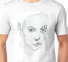Glitching Out Unisex T-Shirt