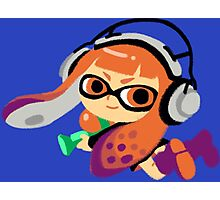 Inkling Girl Photographic Print