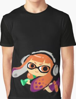 Inkling Girl Graphic T-Shirt