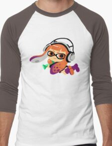 Inkling Girl Men's Baseball ¾ T-Shirt