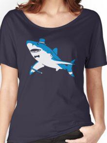 Sir Great White Shark (Sir Critter) Women's Relaxed Fit T-Shirt
