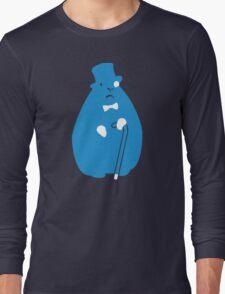 Sir Groundhog (Sir Critter) Long Sleeve T-Shirt