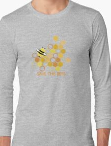 Save the Bees 1 Long Sleeve T-Shirt