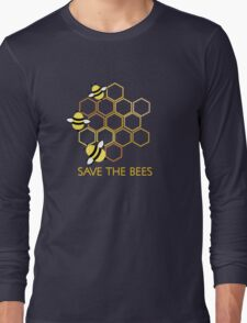 Save the Bees 2 Long Sleeve T-Shirt