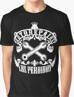 Auto Repairs Los Perdidos Graphic T-Shirt