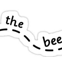 Save the Bees 3 Sticker