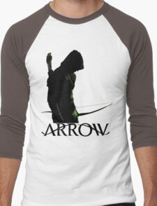 Arrow Hero Men's Baseball ¾ T-Shirt