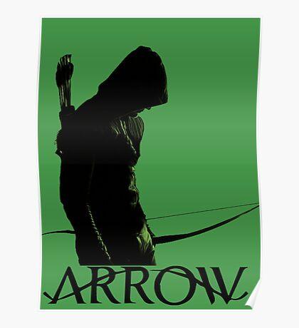 Arrow Hero Poster