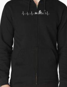 TRIATHLON HEARTBEAT T-SHIRT BEST SELLER T-Shirt