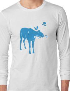 Sir Moose (Sir Critter) Long Sleeve T-Shirt
