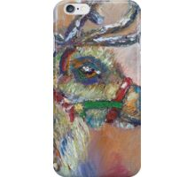 Reindeer with Jingle Bells iPhone Case/Skin