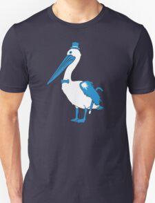 Sir Pelican (Sir Critter) Unisex T-Shirt