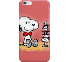 Snoopy New Friend iPhone Case/Skin