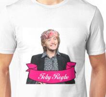 Toby Regbo Unisex T-Shirt