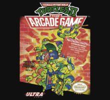 TMNT II: The Arcade Game by johnbjwilson