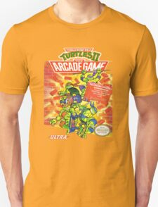 TMNT II: The Arcade Game T-Shirt