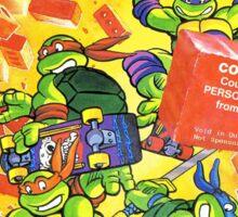 TMNT II: The Arcade Game Sticker