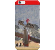 Hunter Valley Airshow, Australia 2015 - Undercarriage Collapse iPhone Case/Skin
