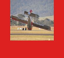 Hunter Valley Airshow, Australia 2015 - Undercarriage Collapse Unisex T-Shirt