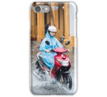 Rainy Season in Vietnam iPhone Case/Skin