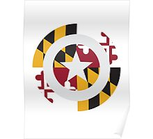 Captain Maryland Poster
