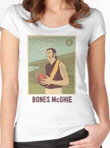 Bones McGhie - Richmond Women's Fitted Scoop T-Shirt