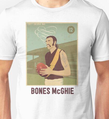 Bones McGhie - Richmond Unisex T-Shirt