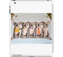 The Five Koalas iPad Case/Skin