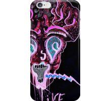 demonic clown pillow iPhone Case/Skin
