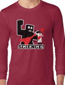 Rock Robot (Science!) Long Sleeve T-Shirt