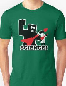 Rock Robot (Science!) Unisex T-Shirt