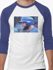 Russel Martin Men's Baseball ¾ T-Shirt